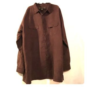 George Foreman Big & Tall Shirt